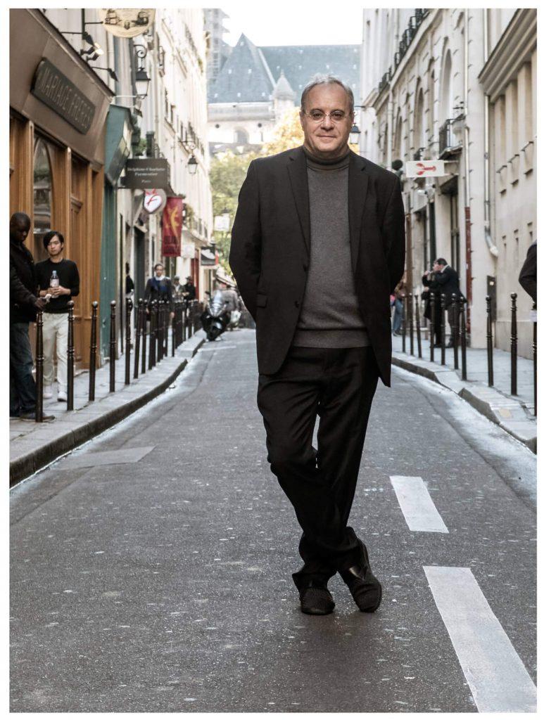 portrait Jean Desmaison réalisateur vidéo